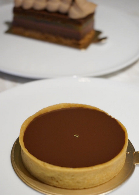 [台北]隱身台北巷弄的巴黎味巧克力甜點-Yu Chocolatier 畬室法式巧克力甜點創作