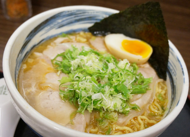 [高雄]文教小巷的美味日式拉麵-麵屋千代