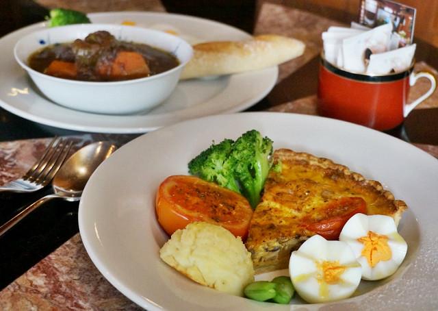 [台南]浪漫歐風茶館X優雅早午餐-岸本絹花