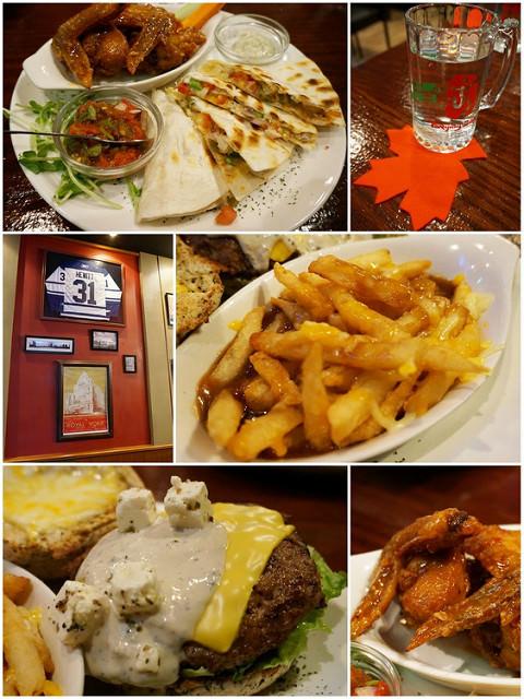 [高雄]大口咬道地加拿大漢堡-Foster Hewitts PUB and Grill 加楓餐廳
