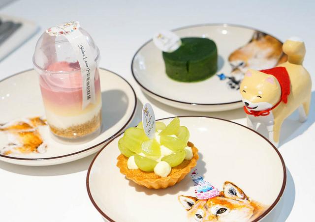 [高雄]柴犬主題好萌!平價精巧法式甜點-小柴蕾娜甜點舖