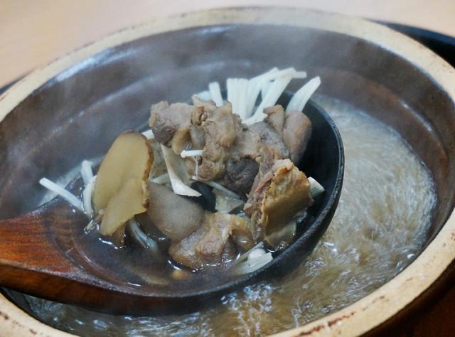 [台南]天冷進補X美味炭燒羊肉爐-原野炭燒羊肉爐