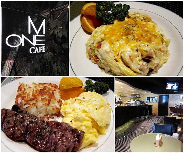 [台北東區]低調小店大美味美式早餐- M ONE Cafe