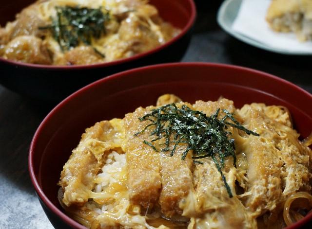 [高雄]好吃豬排蓋飯X親子丼,老牌日式蓋飯-勝手亭日式蓋飯