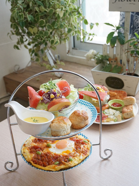 [台南]雙層大份量早午餐!?0628全日早午餐