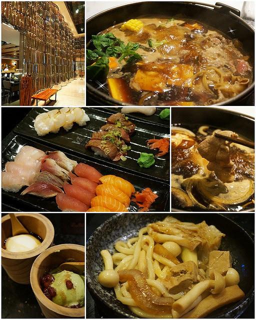 [高雄]氣氛酒店吃暖暖壽喜燒-品日式料理@翰品酒店