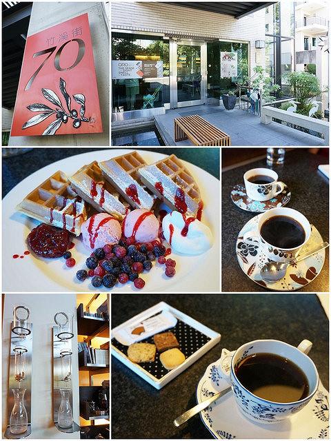 [台南]寧靜住宅區遇見咖啡香-ORO咖啡竹溪店