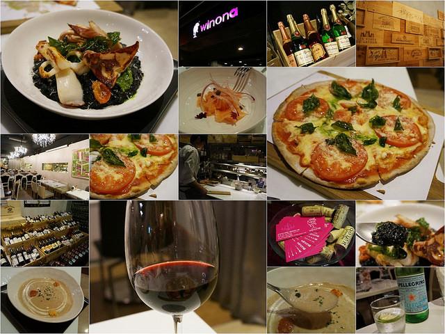 [台北]小資也吃得起的平價奢華-Winona葡萄酒餐廳