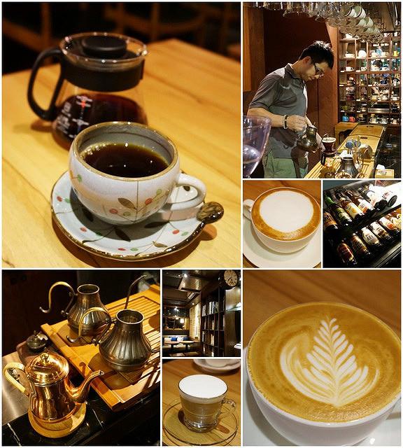 [高雄]靜謐小境品咖啡-馞咖啡Balmy café