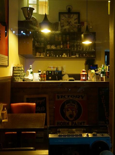 [高雄]小巷弄裡的道地義麵-Belfort Bistro貝佛街餐坊