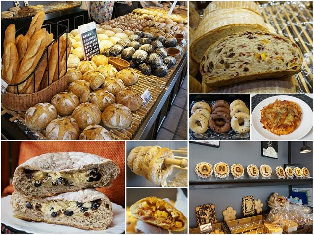 [台南][邀約]坐擁新鮮天然食材麵包山-天使貝可天然酵母麵包專賣店