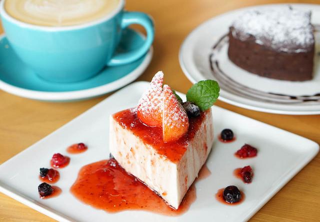 [高雄]低調質感手工甜點X手沖精品咖啡-Buff Café 巴浮咖啡