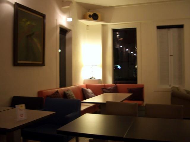 【食】百花台咖啡餐廳