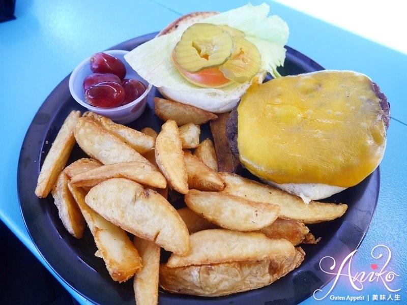 【2016❤關島】5天4夜關島自由行~Jeff's Pirates Cove。關島必吃!超美的海景漢堡店