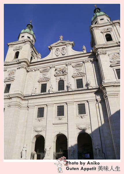 【2013❤德國】開朗少女12天的進擊冒險。奧地利小旅行! 拜訪莫札特的故鄉