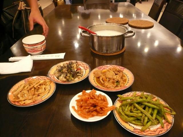 【食】無名子清粥小菜