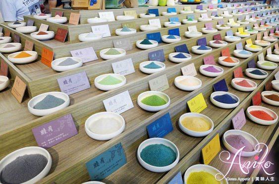 【台南旅遊】夕遊出張所。古蹟重現新風貌!來找尋專屬你的繽紛生日彩鹽