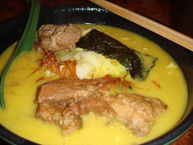 【食】赤阪拉麵
