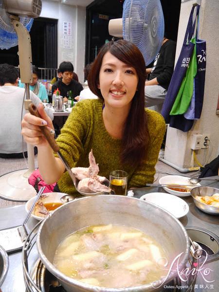 【首爾自由行】陳玉華一隻雞~首爾必吃!濃郁蒜頭雞❤