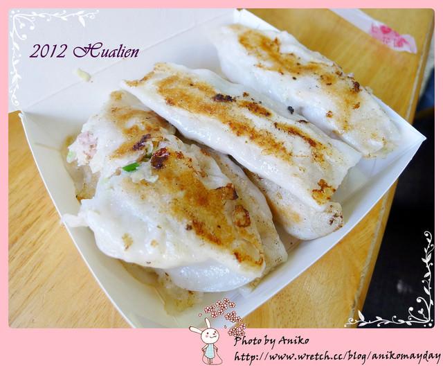 【2012春❤花蓮】花蓮人推薦的在地美味早餐。一品坊早餐