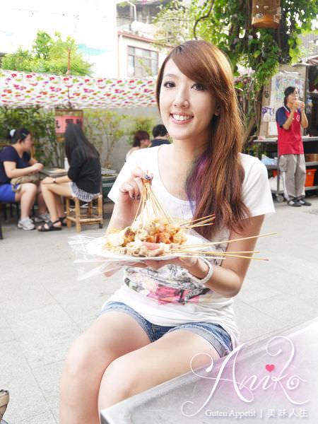 【台南美食】黑輪2元。堅持不漲價! 台南人氣銅板小吃