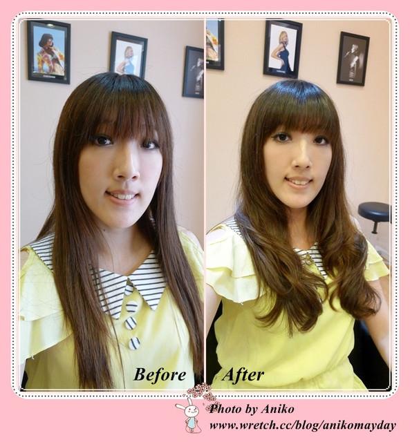【變髮】女人心總是善變。揮別呆板直髮入手質感大波浪捲髮