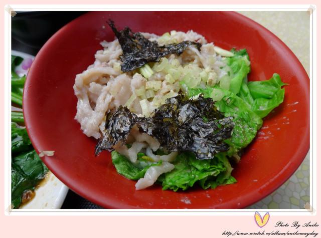 【台南美食】卓家汕頭魚麵。魚肉也能作麵條!台南老饕私房名單