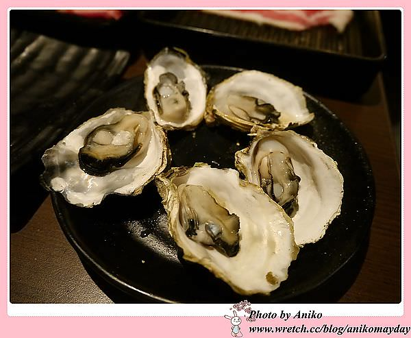 【台北美食】澎湖生蠔讓你暢快吃到飽。極炙日式燒肉
