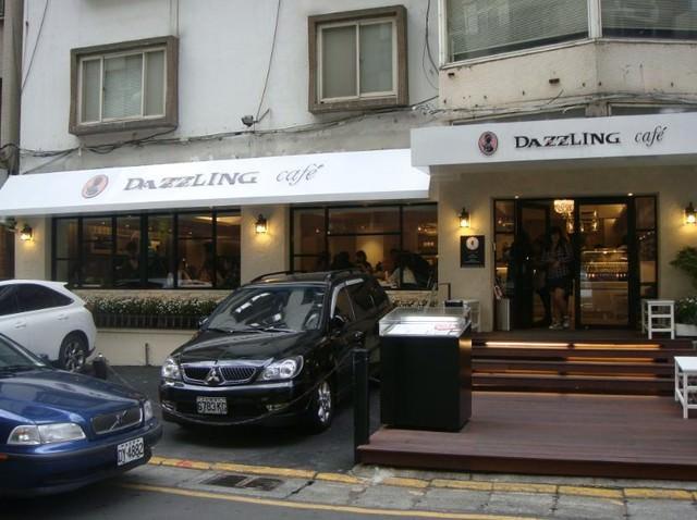 【食】Dazzling Cafe