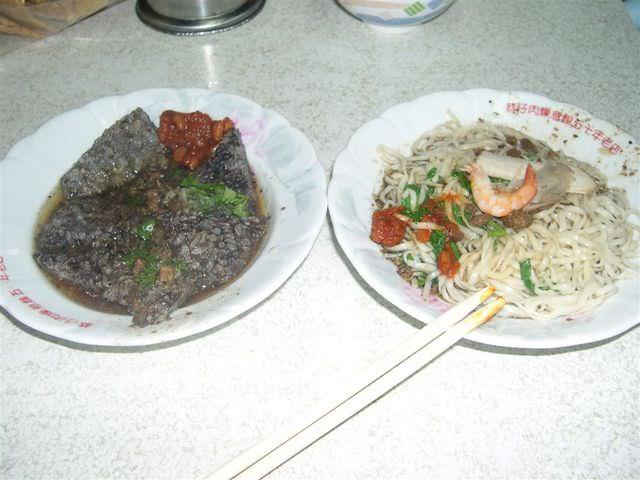 【食】<台南>恭仔意麵