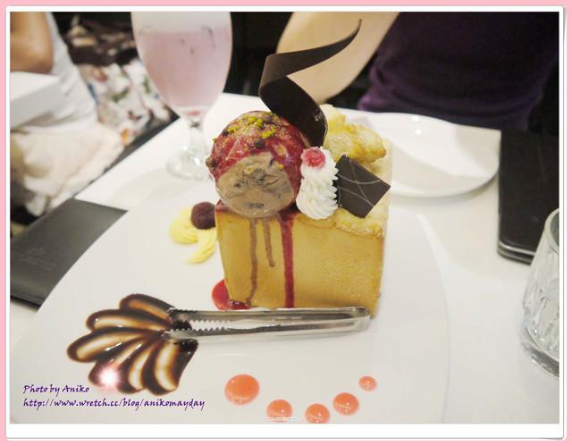 【妮。愛吃】傳說中超難訂的孫芸芸名媛風蜜糖吐司。Dazzling Cafe