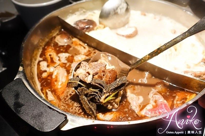 【台北美食】辛殿麻辣鍋 (信義店)。夜店裡吃火鍋?!單點精緻肉品食材通通讓你盡情吃到飽