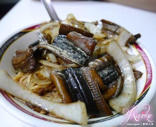 【台南美食】食尚玩家報導! 開業半世紀的美味鱔魚。炒鱔魚專家.信義小吃店