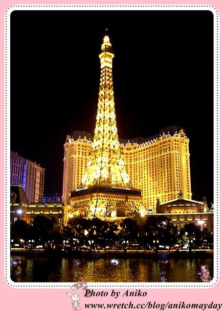 ★☆2008年拉斯維加斯高峰會議★☆享受環遊世界的感覺。不夜城Las Vegas