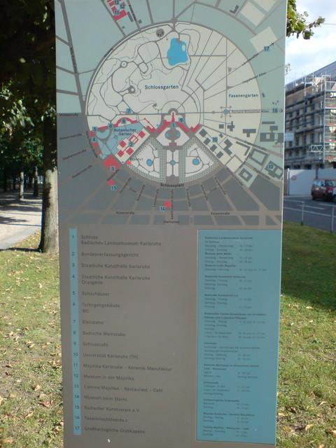 <德國>第25天。Karlsruhe初訪與黑森林星星