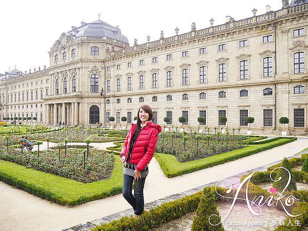 【2013❤德國】開朗少女12天的進擊冒險。美到極致的世界文化遺產。烏茲堡主教宮殿Würzburger Residenz