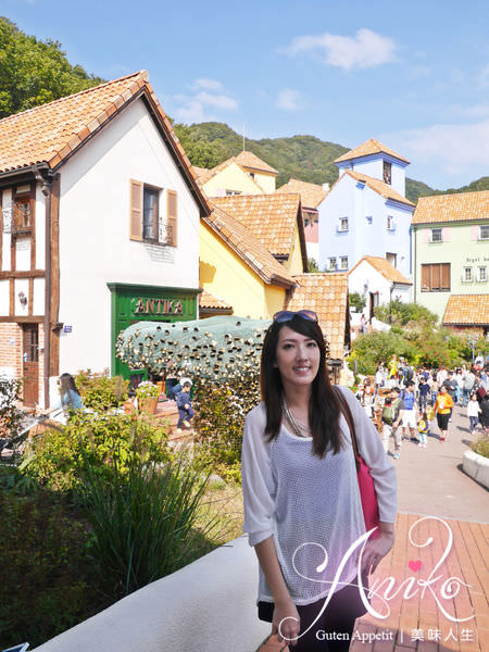 【首爾自由行】小法國村。韓劇來自星星的你~都敏俊&千頌伊的浪漫定情之吻場景