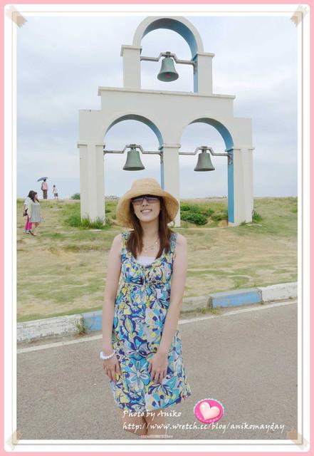 【夏❤新竹輕旅行】我的心遺留在地中海。南寮漁港