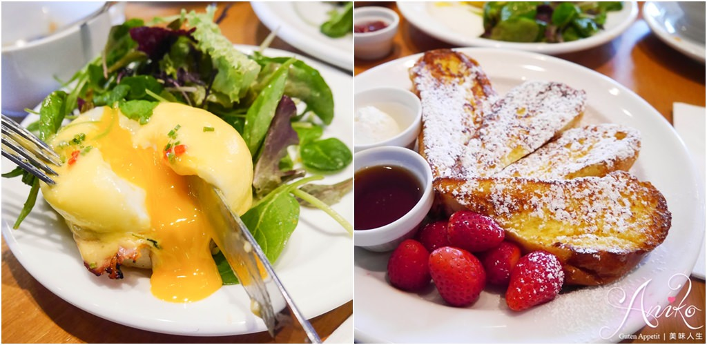 【2017❤東京】Sarabeth's 紐約早餐女王。觀光客最少的分店!快速朝聖經典班尼迪克蛋