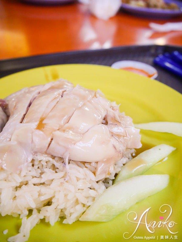 【❤新加坡】5天4夜新加坡自由行。天天海南雞飯。麥士威熟食中心裡每桌必點人氣美食!