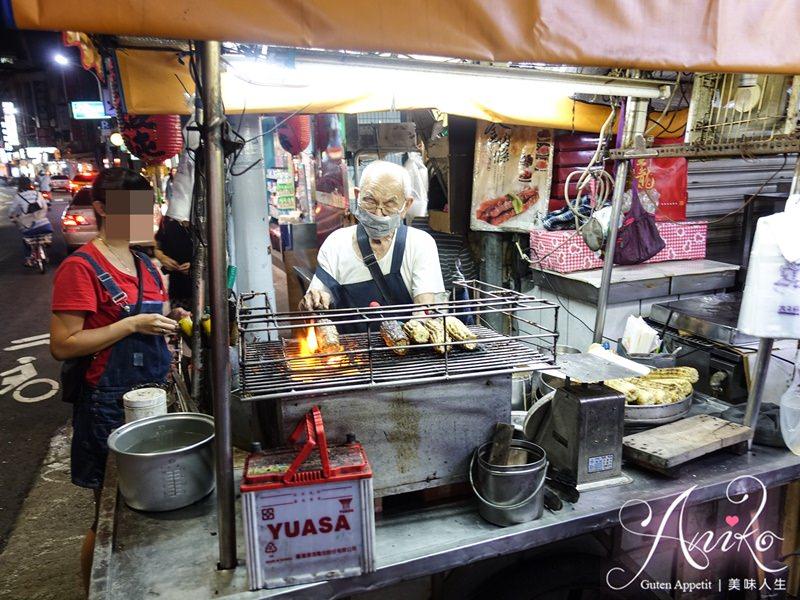 【台北美食】水柳伯炭烤玉米。在地飄香50多年!台北人激推這家烤玉米最好吃