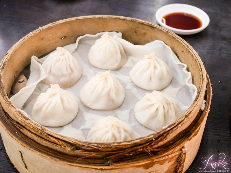 【台南美食】上海好味道小籠湯包。媲美台北鼎泰豐的人氣湯包店~從小吃到大的巷子口美食