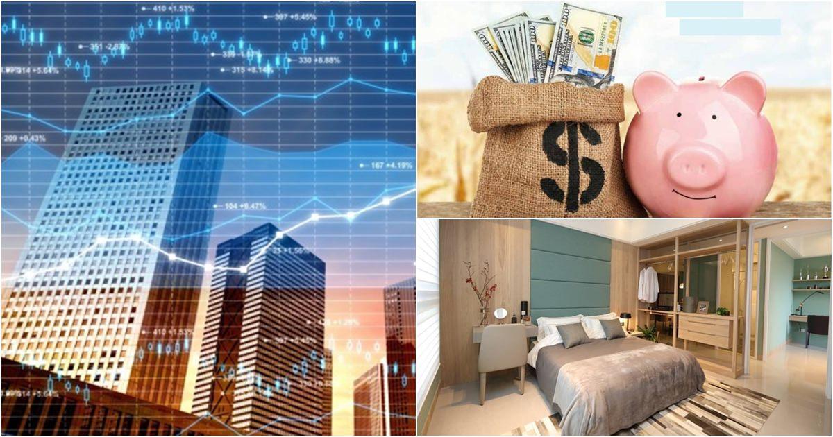 【投資理財】小資族理財工具如何選?!保險、股票、房地產投資心得分折
