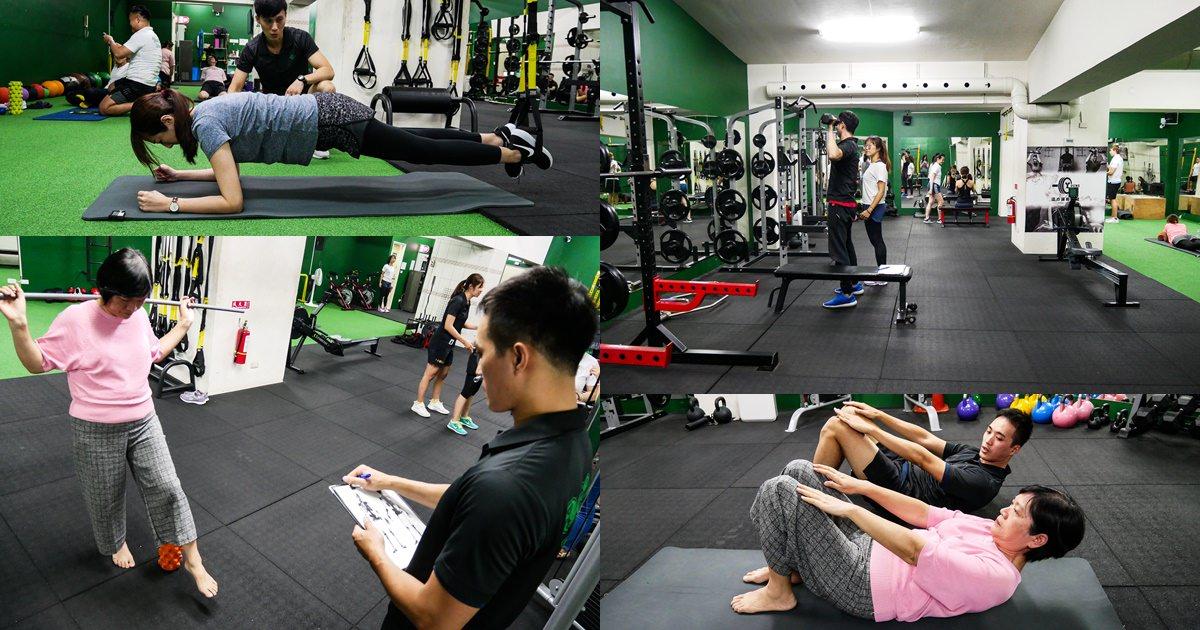 【台南健身房】漾的運動空間。量身訂作專屬你的健身課程!媽媽也能輕鬆上手的運動空間