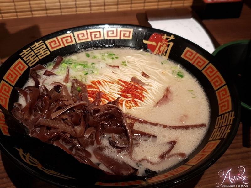 【台北美食】一蘭拉麵台灣台北別館。24小時不打烊的美味~昭和30年代懷舊風拉麵