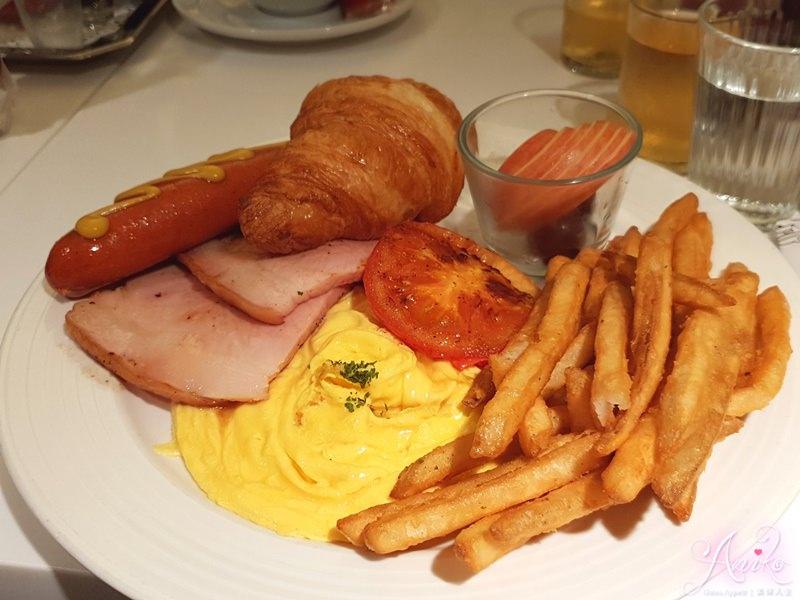 【台北美食】旅人咖啡。澎湃大份量~高CP值東區早午餐推薦!