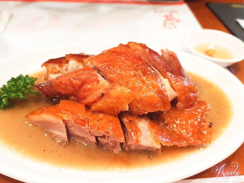 【台北美食】甘牌燒鵝台灣分店。蟬聯4年米其林一星料理!免飛香港台北吃得到