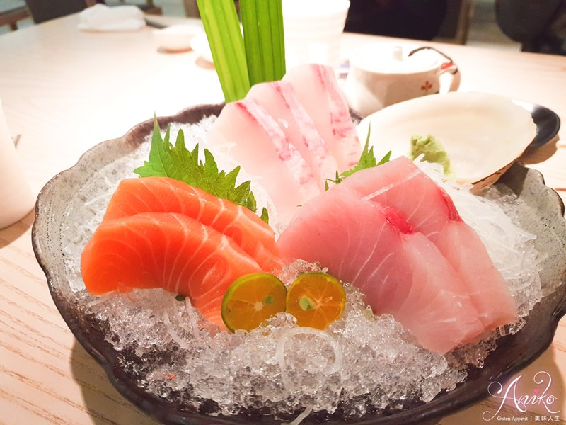 【台南美食】銀座日式料理。家庭聚餐過節推薦!王建民也愛的台式日本料理