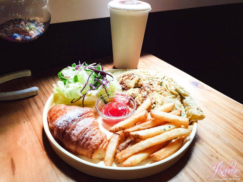 【永和美食】U NEED brunch & bistro。網美最愛~巷弄間的夢幻早午餐!