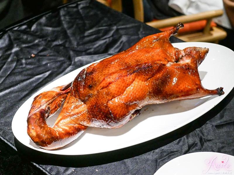 【台南美食】台南晶英酒店晶英軒。一鴨七吃極品烤鴨宴~ 極致美味廣式櫻桃鴨